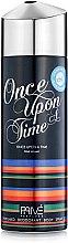 Духи, Парфюмерия, косметика Prive Parfums Once Upon A Time - Парфюмированный дезодорант мужской