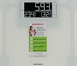 Духи, Парфюмерия, косметика Весы напольные - Soehnle Style Sense Multi 200