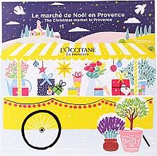 """Духи, Парфюмерия, косметика Набор """"Адвент-календарь 2020"""" - L'occitane Advent Calendar 2020"""