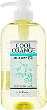 """Духи, Парфюмерия, косметика Шампунь для волос """"Супер Холодный Апельсин"""" - Lebel Cool Orange Shampoo"""