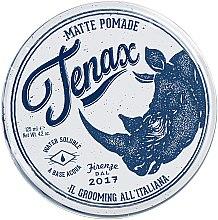 Духи, Парфюмерия, косметика Матовая моделирующая помада на водной основе - Tenax Hair Matte Pomade Strong Hold