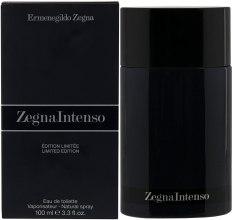 Духи, Парфюмерия, косметика Ermenegildo Zegna Zegna Intenso Limited Edition - Туалетная вода