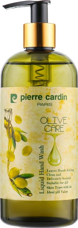 Жидкое мыло для рук - Pierre Cardin Olive Care