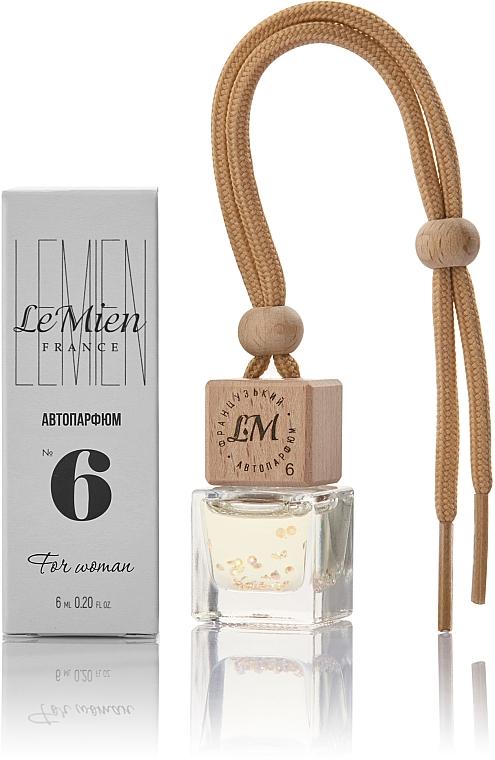 Автопарфюм №6 - LeMien For Woman