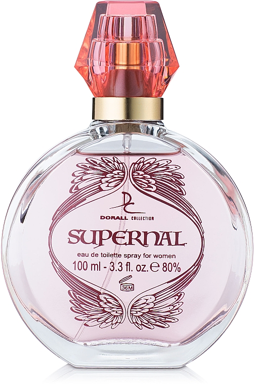 Dorall Collection Perfume Supernal - Туалетная вода (тестер с крышечкой)