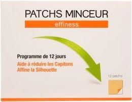 Пластырь для похудения - EffiDerm Effiness Patch Minceur — фото N1