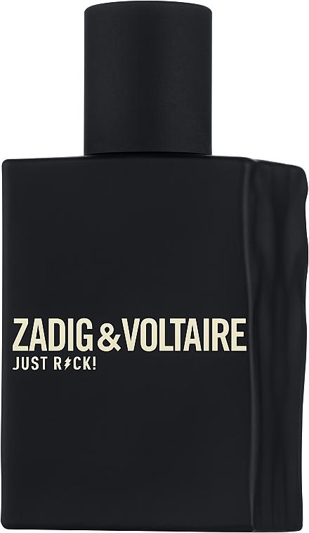Zadig & Voltaire Just Rock - Туалетная вода (тестер с крышечкой)