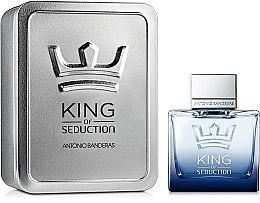 Духи, Парфюмерия, косметика Antonio Banderas King of Seduction - Туалетная вода