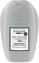 Духи, Парфюмерия, косметика Гель-шампунь 2в1 для мужчин - Byphasse Men Shower Gel-Shampoo 2in1 Urban Swing