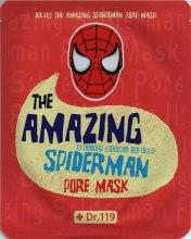 Духи, Парфюмерия, косметика Маска для сужения пор - Baviphat Dr.119 The Amazing Spiderman Pore Mask