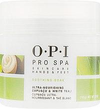 Парфумерія, косметика Пом'якшувальний засіб для педикюрної ванночки - O.P.I ProSpa Skin Care Hands&Feet Soothing Soak