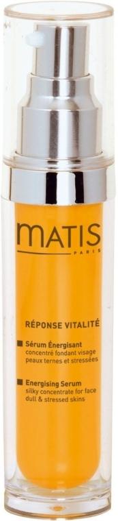 Сыворотка энергетическая - Matis Reponse Vitalite Energising serum