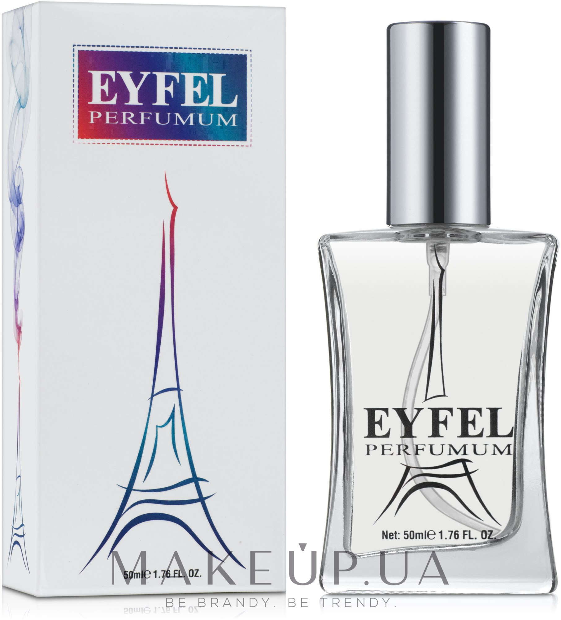 Makeup отзывы о Eyfel Perfume Love In Paris к 166