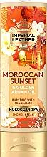 Духи, Парфюмерия, косметика Гель для душа с аргановым маслом - Imperial Leather Moroccan Sunset Shower Gel