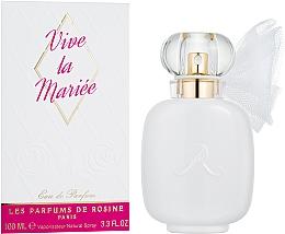 Духи, Парфюмерия, косметика Parfums De Rosine Vive La Mariee - Парфюмированная вода