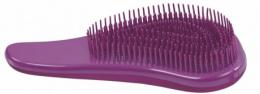 Духи, Парфюмерия, косметика Щетка для пушистых и длинных волос, пурпурный металлик - Sibel Melo Metallic