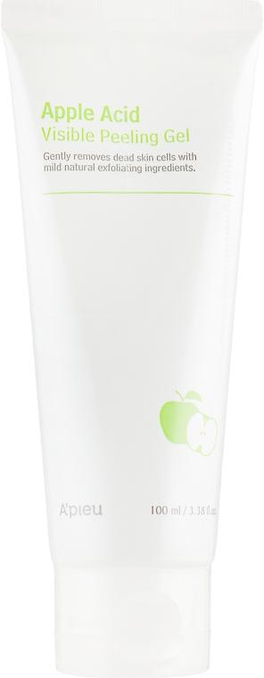 Гель-пилинг с яблоком - A'pieu Apple Acid Visible Peeling Gel
