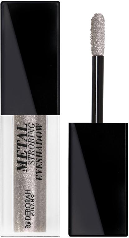 Жидкие тени для век - Deborah Metal Strobing Eyeshadow