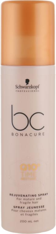 Кондиционер-спрей для волос омолаживающий - Schwarzkopf Professional Bonacure Time Restore Q10