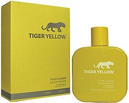 Духи, Парфюмерия, косметика Cosmo Designs Tiger Yellow - Туалетная вода