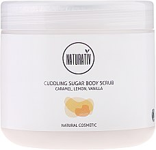 Духи, Парфюмерия, косметика Сахарный пилинг для тела - Naturativ Cuddling Body Sugar Scrub