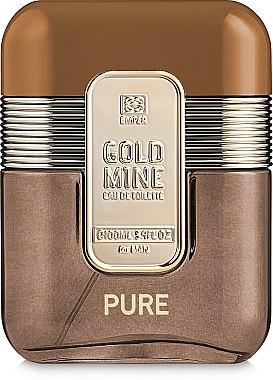 Emper Gold Mine Pure - Туалетная вода (тестер с крышечкой) — фото N1