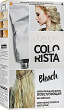 Крем-краска для волос осветляющая - L'Oreal Paris Colorista Effect Bleach — фото N1