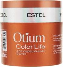 Духи, Парфюмерия, косметика Маска-коктейль для окрашенных волос - Estel Professional Otium Color Life Mask
