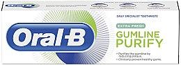 Духи, Парфюмерия, косметика Зубная паста - Oral-B Gumline Purify Extra Fresh Toothpaste