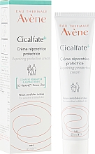 Духи, Парфюмерия, косметика Регенерирующий защитный крем - Avene Cicalfate+ Repairing Protective Cream