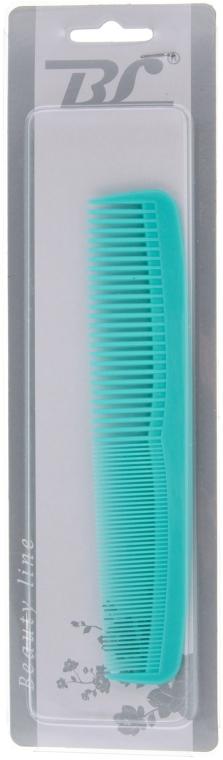 Гребінь для волосся, матовий, середній - Beauty Line — фото N1