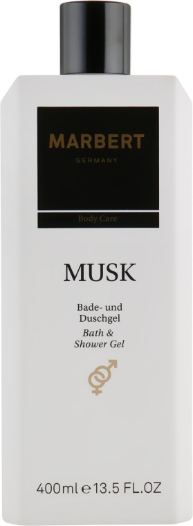 Гель для душа и ванны - Marbert Bath & Body Musk Bath and Shower Gel