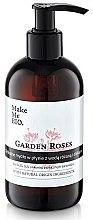 Духи, Парфюмерия, косметика Мыло для рук - Make Me Bio Garden Roses Soap