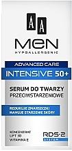 Духи, Парфюмерия, косметика Антивозрастная сыворотка для мужчин - AA Men Advanced Care Intensive 50+ Face Serum Anti-Ageing