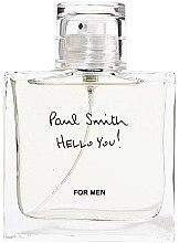 Духи, Парфюмерия, косметика Paul Smith Hello You! - Туалетная вода (тестер без крышечки)