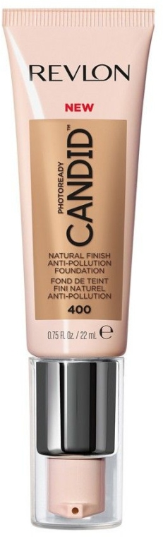 Тональный крем - Revlon Photoready Candid Natural Finish Foundation