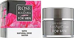 Парфумерія, косметика Антивіковий крем для чоловіків - BioFresh Rose of Bulgaria