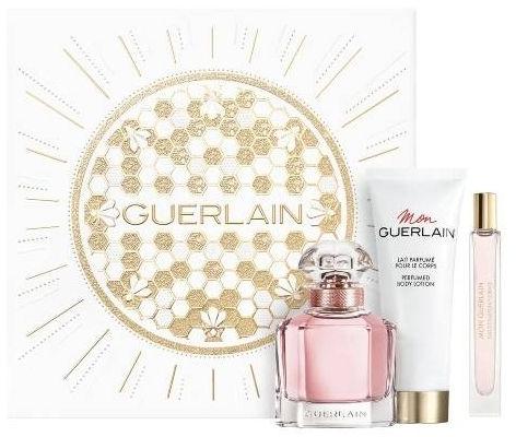 Guerlain Mon Guerlain Florale - Набор (edp/50ml + edp/10ml + b/lot/75ml)