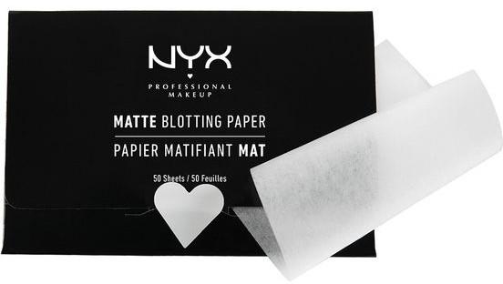 "Салфетки для лица ""Matte Blotting"" - NYX Professional Makeup Blotting Paper"
