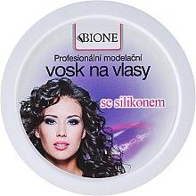 Духи, Парфюмерия, косметика Воск для волос - Bione Cosmetics Professional Hair Wax Silicone
