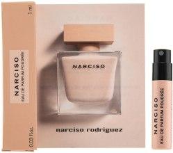 Духи, Парфюмерия, косметика Narciso Rodriguez Narciso Poudree - Парфюмированная вода (пробник)
