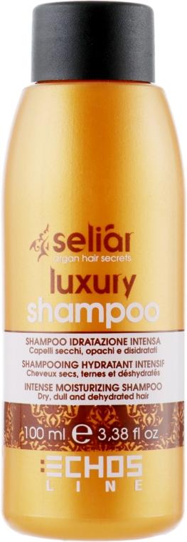Шампунь интенсивный увлажняющий - Echosline Seliar Luxury Shampoo