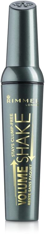 Объемная тушь для ресниц - Rimmel London Volume Shake Mascara