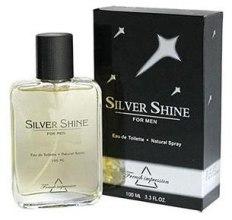 Духи, Парфюмерия, косметика French Impression Silver Shine - Туалетная вода