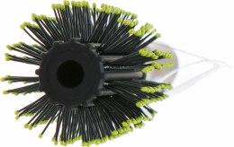 Гребінець для волосся, CR-4203, салатово-чорний - Christian — фото N2