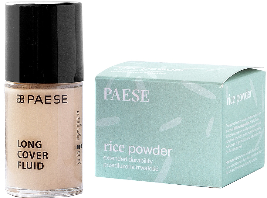 Набор - Paese (fluid/30ml + powder/10g)