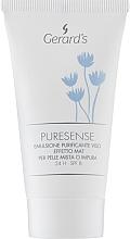 Духи, Парфюмерия, косметика Матирующая эмульсия для лица - Gerard's Cosmetics Puresense Emulsion