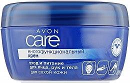 """Духи, Парфюмерия, косметика Многофункциональный крем для лица, рук и тела """"Уход и питание"""" - Avon Care Moisture Cream"""