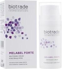 Духи, Парфюмерия, косметика Отбеливающий крем усиленного действия для кожи с устойчивой гиперпигментацией - Biotrade Melabel Forte Cream