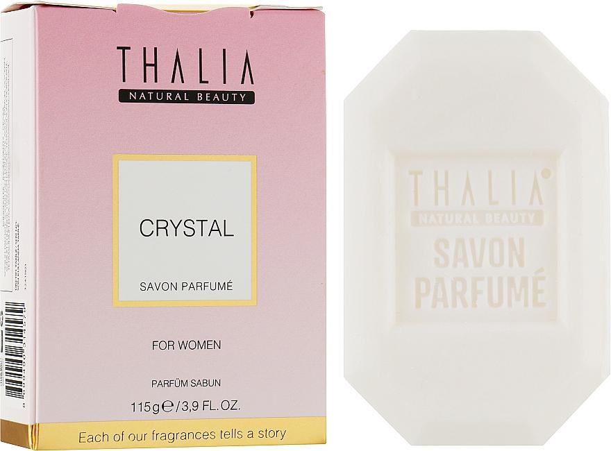 """Мыло парфюмированное """"Кристалл"""" - Thalia Crystal Soap"""